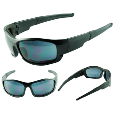 sports sunglasses with foam